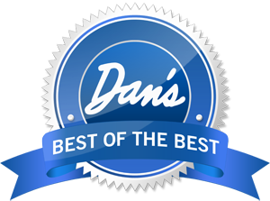 Dan's Best of the Best logo